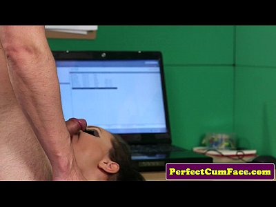 British Brunette Cfnm video: pcf Alexis Rose