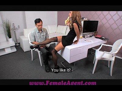 femal agent