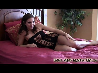 Femdom Fetish Domination video: Your dick is so small its almost funny SPH