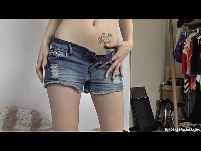 Hardcore Pov Blowjob video: Bella Claire sucks and fucks her way through audition