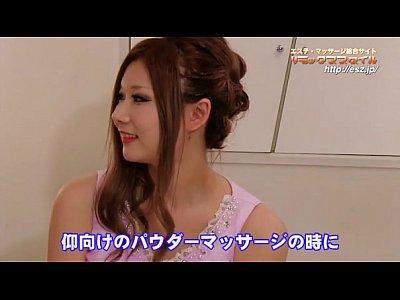 Massage Japan Ero video: japan裏で都内No1有名な風俗アロママーメイド前半