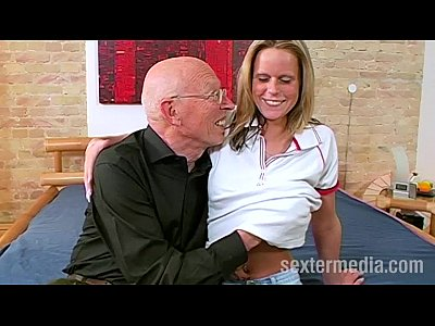 Amateur Hardcore Sex video: Opa Erwin will noch einmal