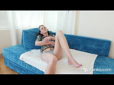 Masturbation Softcore Tattoos video: Small Titted Micah Toy Her Quim