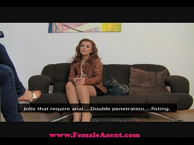 Femaleagent trust me i039m a woman