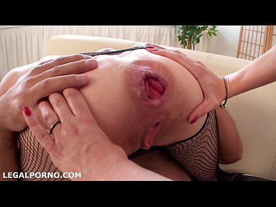 Gapes Juicy Prolapse video: Let's DAP...Arwen's Gold first DAP for Tarra White, master prolapse, juicy gapes, assfarti