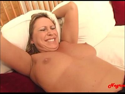 Cock First xxx: blond MILF get her first monster cock up the asshole