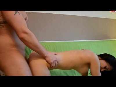 Tight German Teen Getting Cum On Her Face