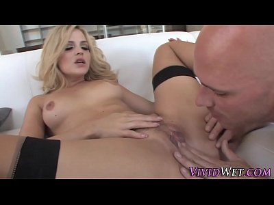 Stockings pstar cum mouth