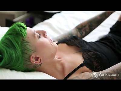 Nipples Emo Cute video: hot punk rocker masturbates