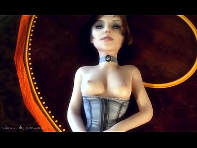 Sex 3d Animation video: Elizabeth Comstock (Bioshock) gets drilled in Columbia