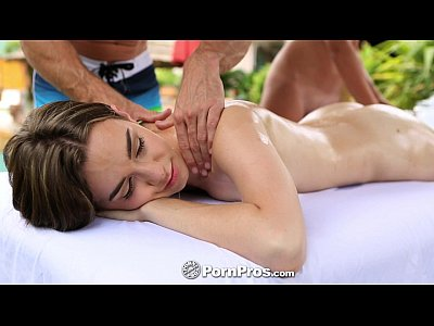 Blowjob Brunette Cumshot video: HD PornPros - Tali Dova & Ariana Marie hot fuck session by the pool