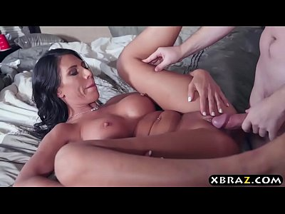 tits, boobs, milf, brunette, mom, big cock