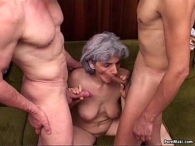 granny oldest double penetration movies