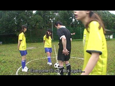 字幕ENFCMNF日本語ヌーディストサッカーペナルティゲームHD