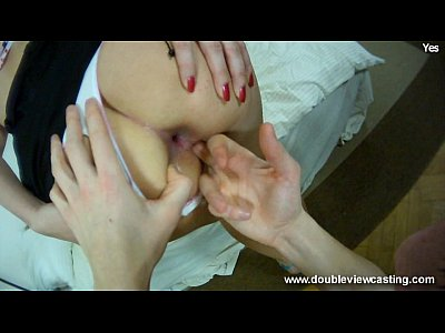 DOUBLEVIEWCASTING.COM - CINDY DEE QUENCHES HER SEXUAL HUNGER POV VIEW