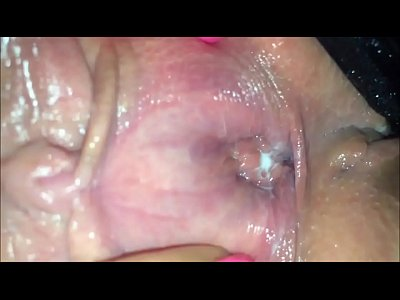 Closeup Closeup Fingered video: Glistening Wet Amateur Pussy