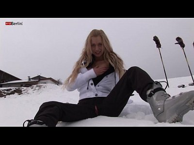 Eroberlin 18yo cassandra leather teeny outdoor blond skinny 4