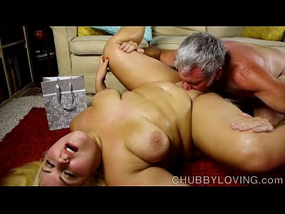Beautiful big belly blonde bbw wishes you were fucking her 9
