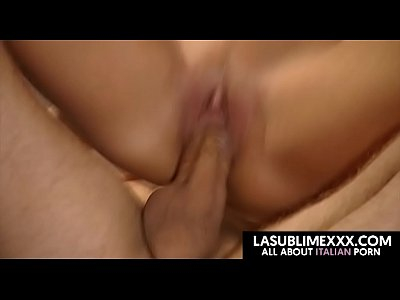 Blonde Facial video: Fucked by president! Blonde anal sex
