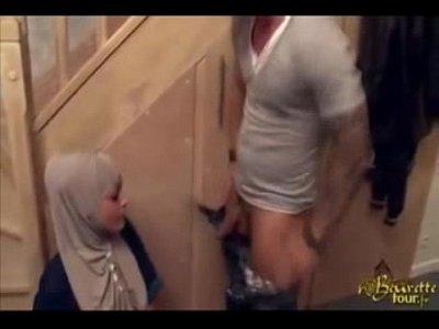 arabe france voilée