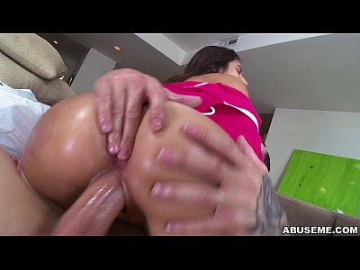 Cock Splitting this Little Slut