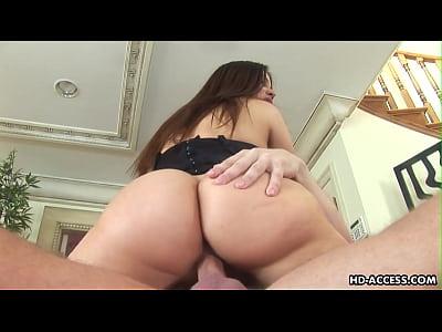 Horny Sheila Marie gets a massive cumshot!