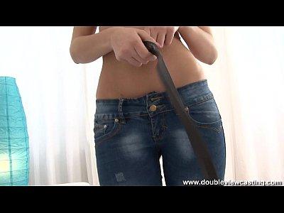 doubleviewcasting.com - emily ottiene pronto per il sesso anale (pov vista)