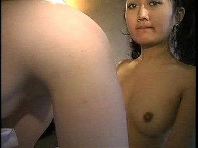 Asian Lesbian video: Asian Girlfriend Asslicking