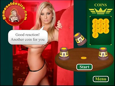 Sexy Games Stripping vid: Crossing Cups: Sweet Jenny
