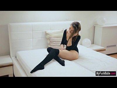 Connie masturbates her lonely night away
