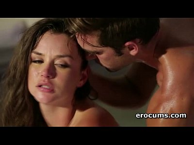 Glamour Orgasm Erotic vid: Allie Haze pounded from behind and driven crazy