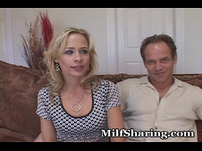Blowjob Cougar Interview video: Creating New Experiences For Swinger Couple