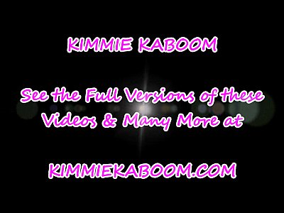 Bbw Boobs Cock video: HARDCORE KIMMIE KABOOM