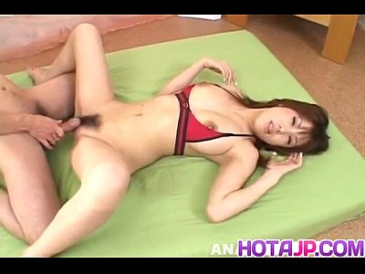 Blowjob Boobs Creampie video: Mei Amasaki fucked so roughly