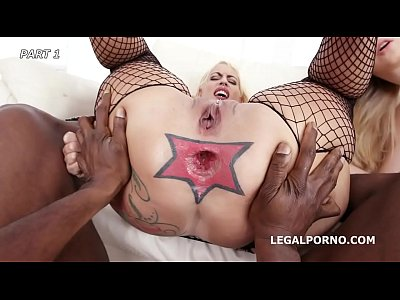 Rough ass fuck gaping and enema for mallory maneater 5