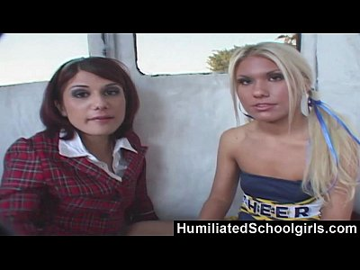 Blowjob Dahliadenyle Facial video: HumiliatedSchoolgirls - Teens Picked Up From School and Banged