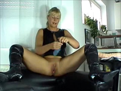 Horny Amazing video: German Squirts Hard