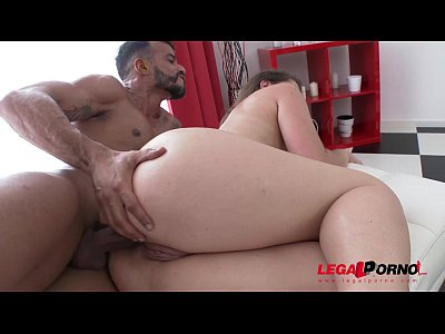 Ass Babe Bigcock video: Ellie Springlare first anal SZ1398