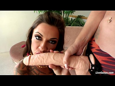 Beautiful Dildo Female video: LiveGonzo Chayse & Sophia Yummy Toying Lesbians Sticking...
