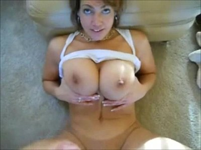 Amateur titfuck cumshot between tits facial 2 - 3 part 4