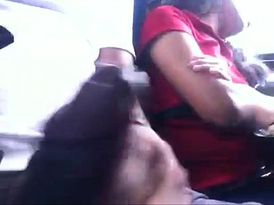 sperma in pubblico