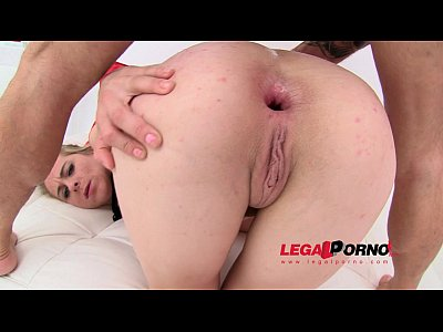 Babe Analsex Asshole video: Carmen Sweet double anal for milf slut (hardcore DAP) SZ586