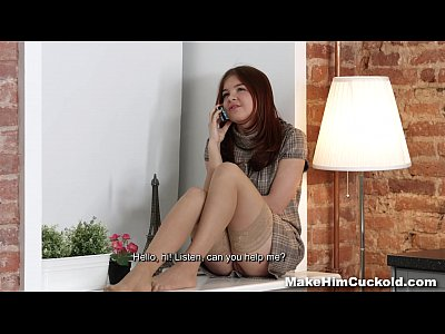 Teens Amateur Hardcore video: Make Him Cuckold - Humiliating sex revenge