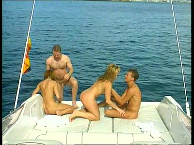 Boots Party 1993 full movie vintage german with busty slut Tiziana Redford