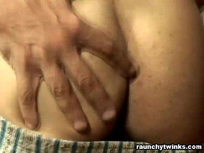 Bruno Gabriel Gets His Ass Fingered