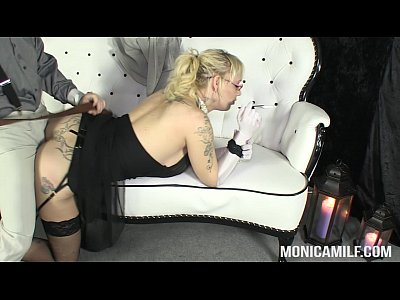 Vintage Blowjob Sucking video: Monicamilf in a classic 30s retro porn - Norwegian vintage