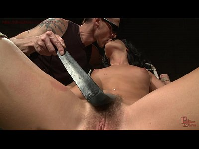 Domination Tied Bound video: 18 years old Bettina Dicapri bound orgasms