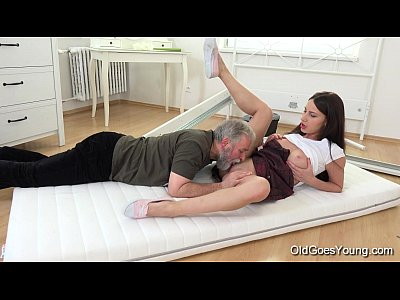 Czech Doggystyle European video: Old Goes Young - Nakita has the most amazing sex