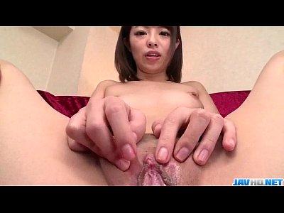 Asian Dildo Girl video: Time for action for insolent Asian doll Akina Sakura