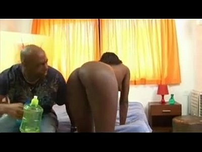 Black girl gets fucked like there's no tomorrow